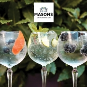 An Evening for Gin Lovers with Masons Yorkshire Gin at The Crown & Cushion
