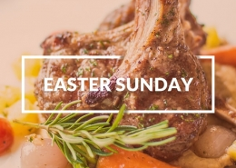 Easter Sunday in Welburn at The Crown & Cushion