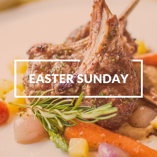 Easter Sunday at The Crown & Cushion
